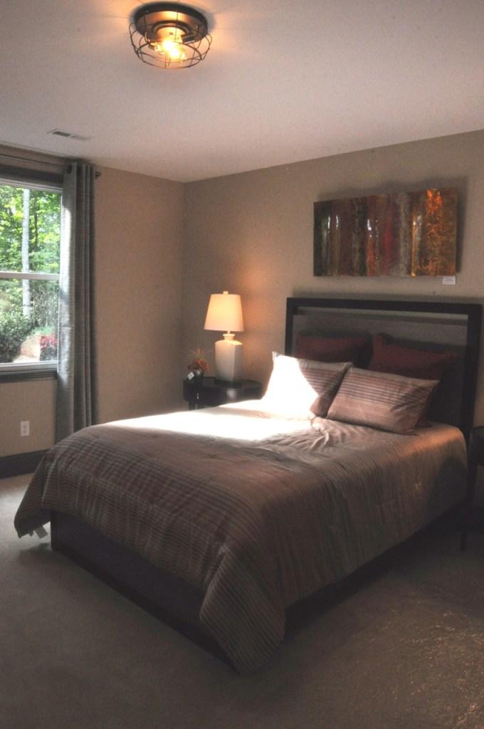 Homearama 2017 - Bedroom