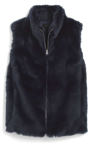 Girlfriend's Gift Guide: Faux Fur Vests