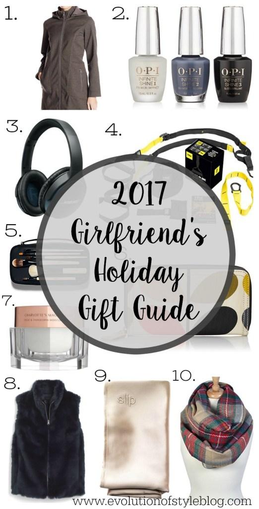 Girlfriend's Gift Guide