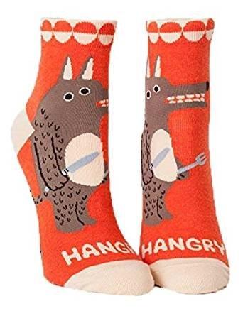 Fun and Functional Stocking Stuffers: Hangry Socks