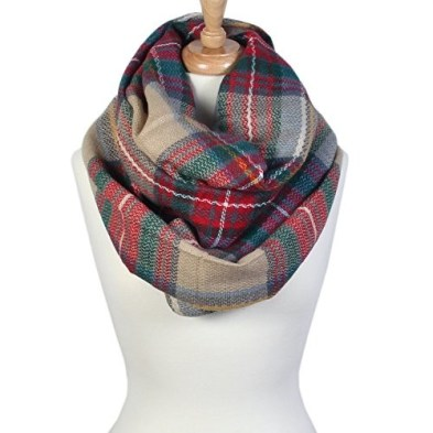 Girlfriend's Gift Guide: Plaid Scarf