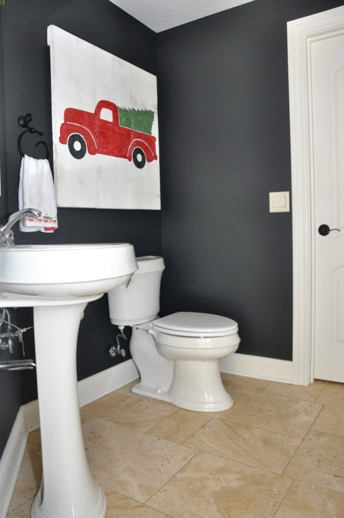Nightfall-dark-gray-paint-color-bathroom