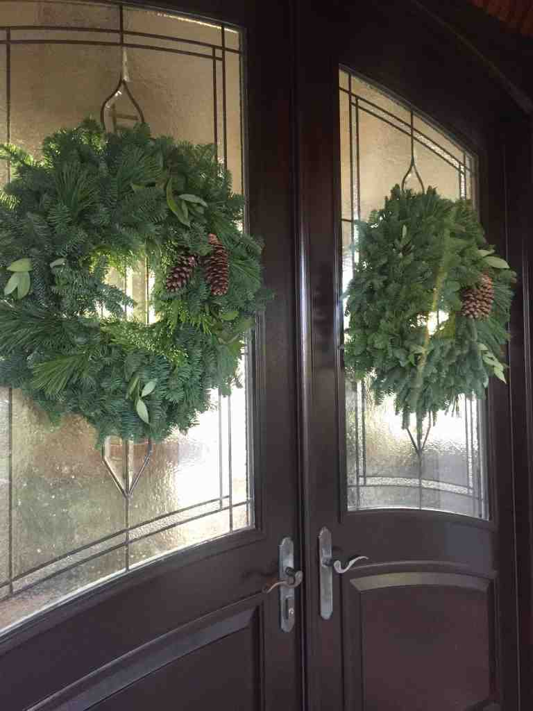 Evolution of Style Wreaths