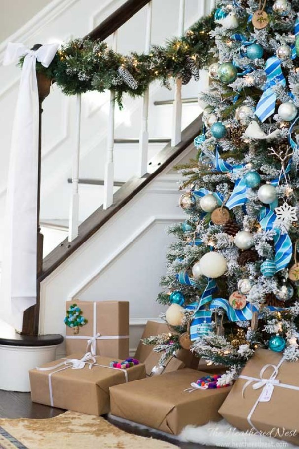12 Days of Holiday Homes - Heathered Nest