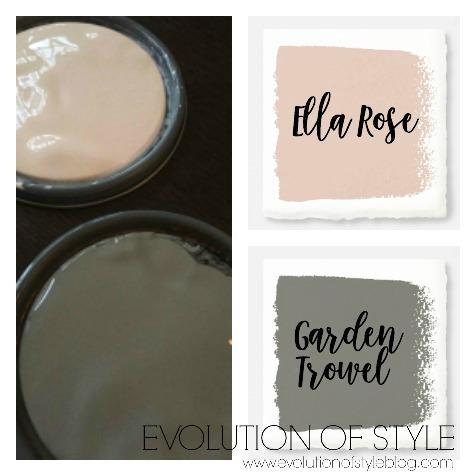 Ella Rose Garden Trowel - Magnolia Home Chalk Style Paint