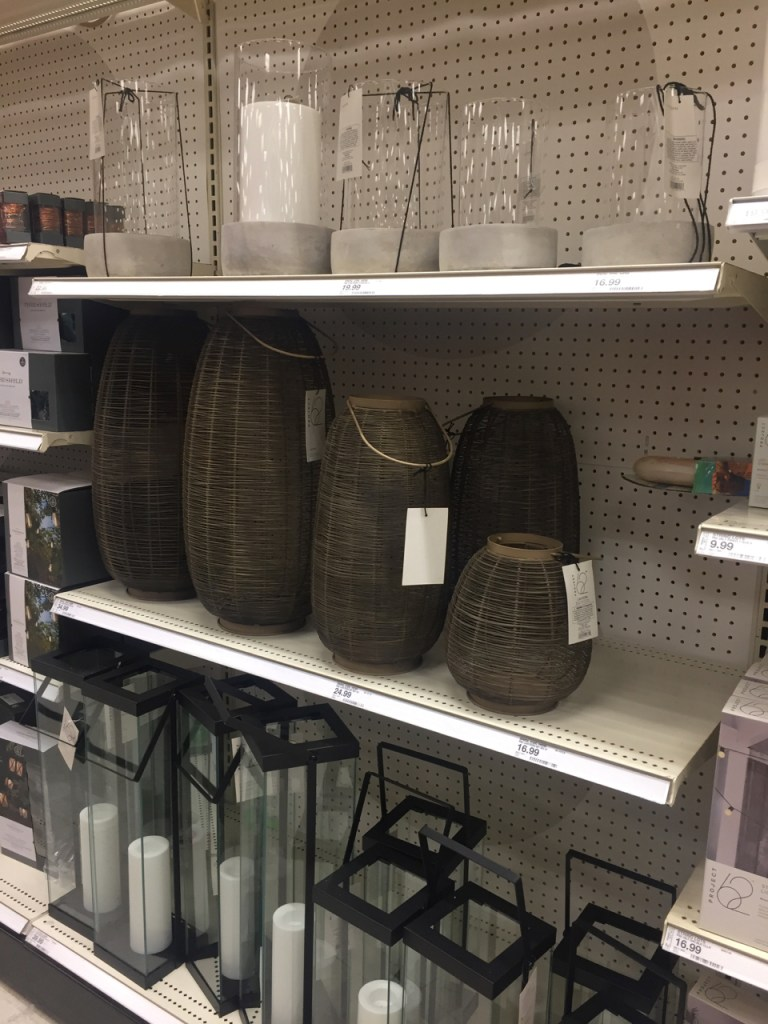 Outdoor Lanterns from Target