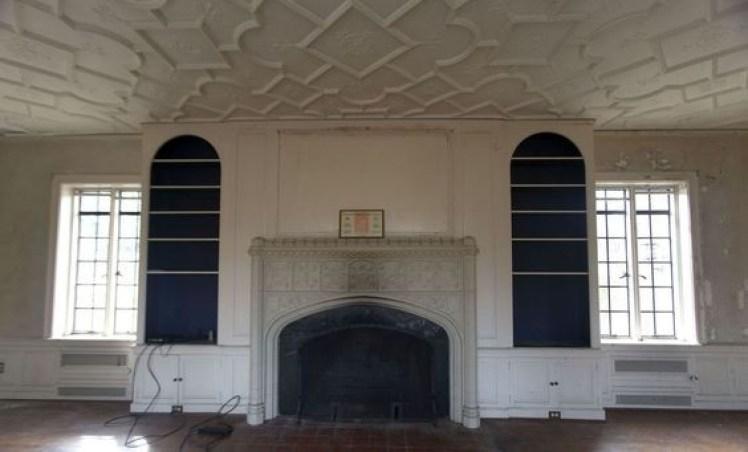 Julian Price Fireplace Before