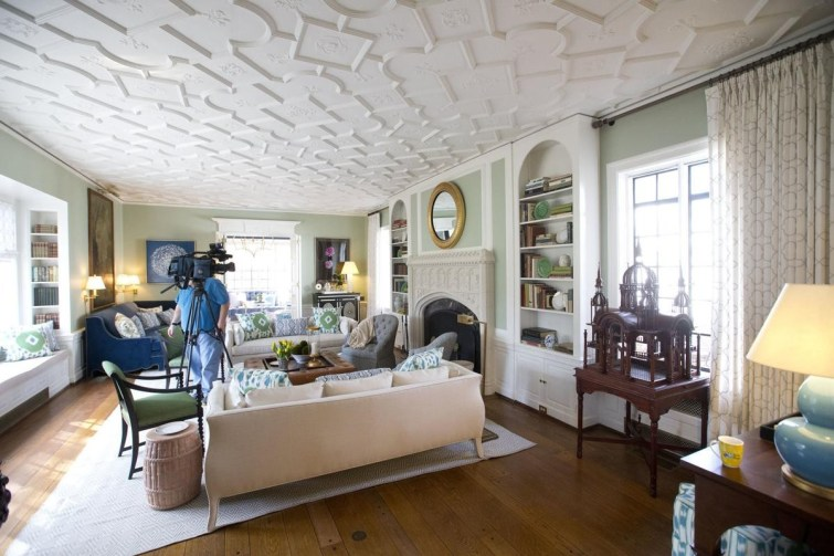 The Julian Price Mansion: A Hoarder House Restored