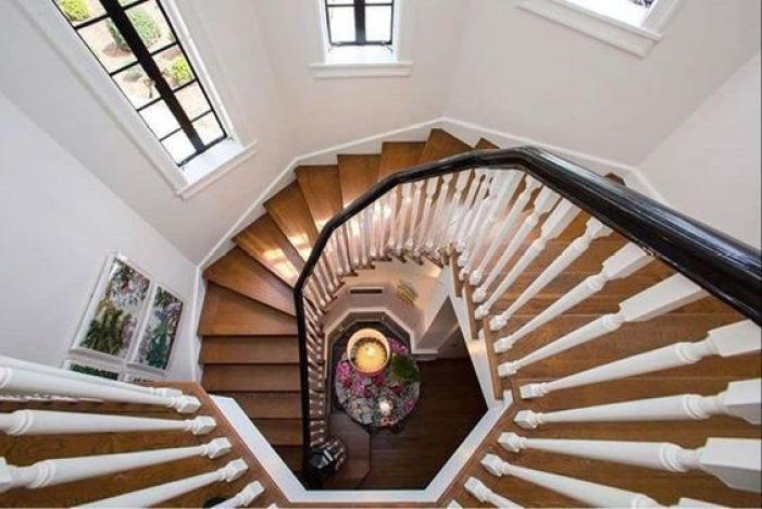 Julian Price Staircase After