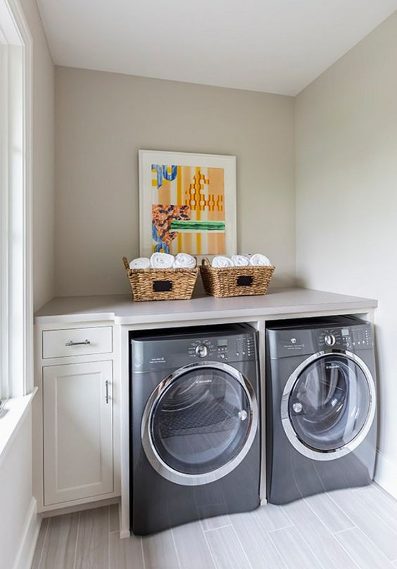Collingwood Laundry Room