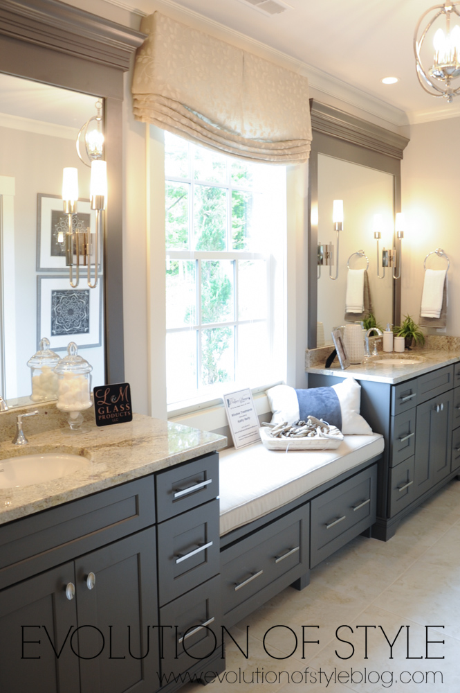 Multigenerational home master bath