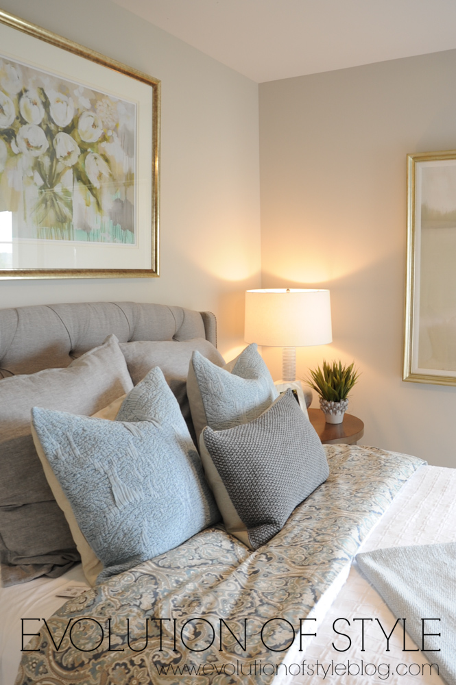 Guest room in law suite