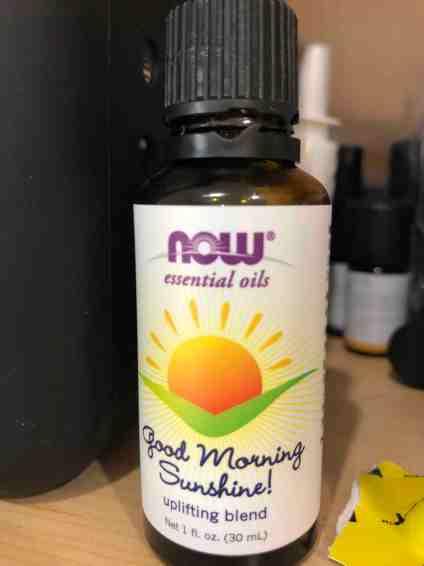 Good Morning Sunshine Essential Oil