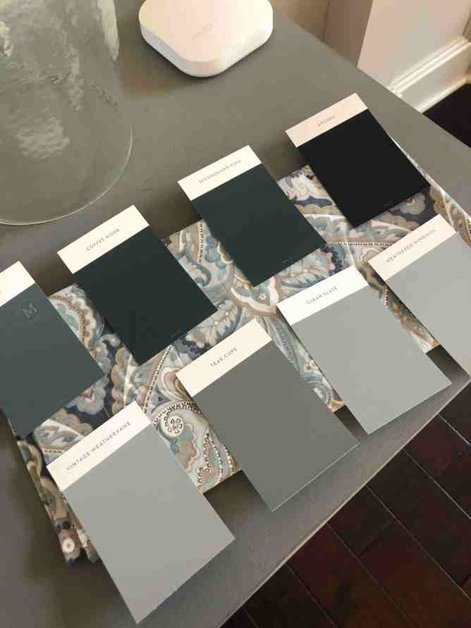 Magnolia Home Paint Colors for Furniture