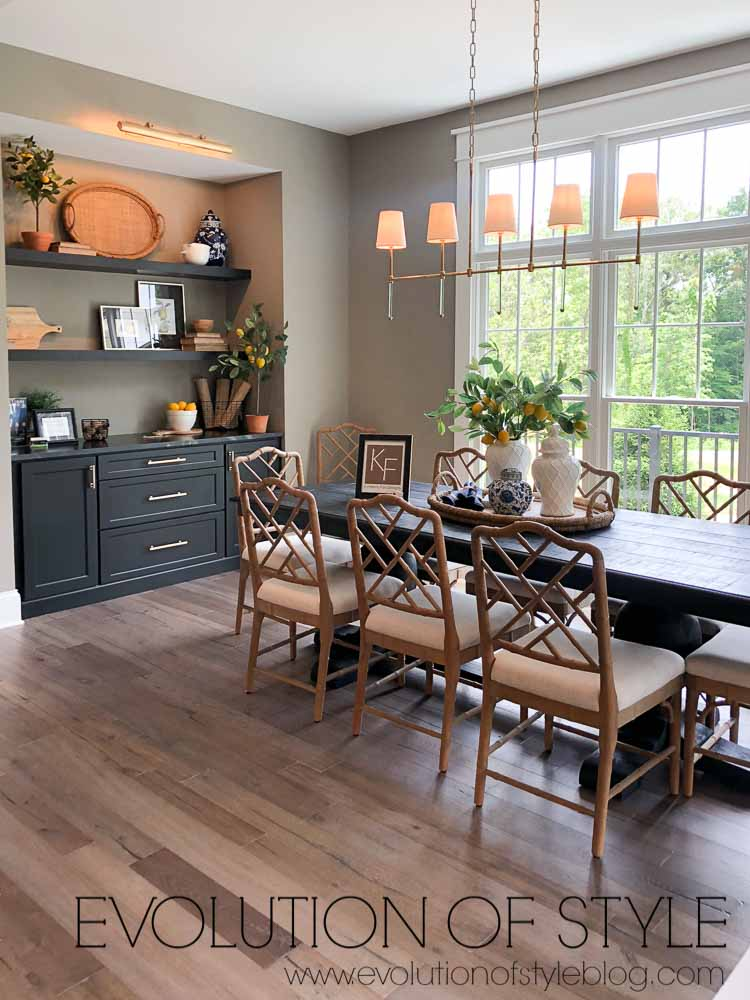 2019 Homearama Day Five - The Nantucket - Dining Room