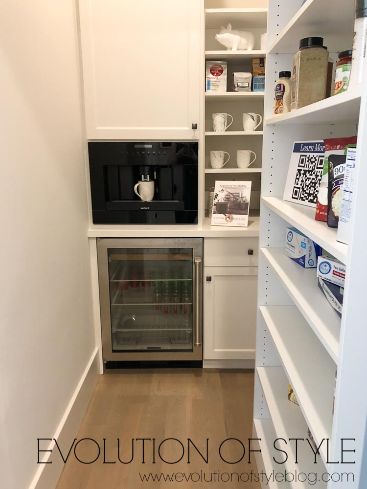 Modern Farmhouse Pantry