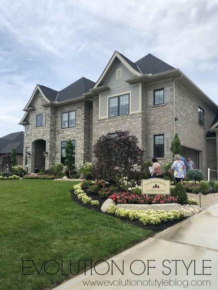 2019 Homearama House #1 Exterior