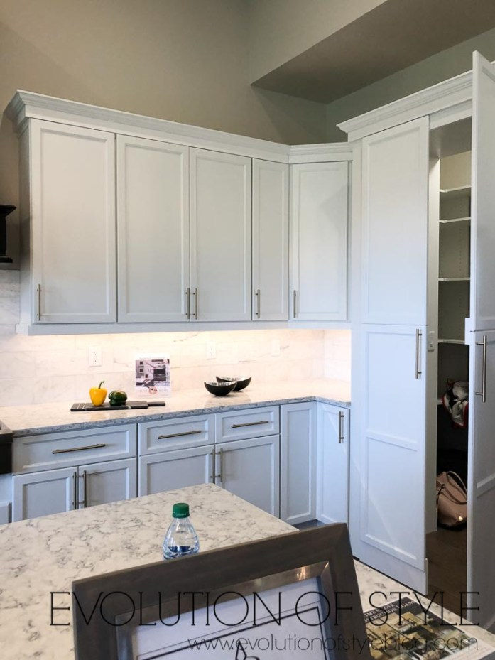 2019 Homearama Day One - Kitchen and Pantry