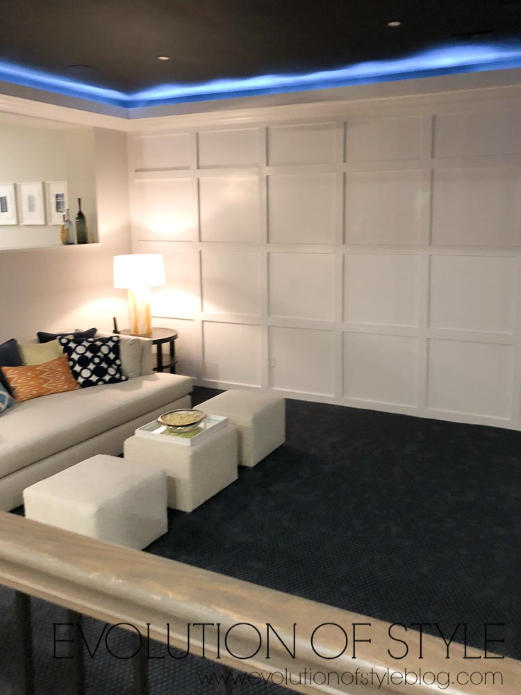 2019 Homearama Day One - Media Room