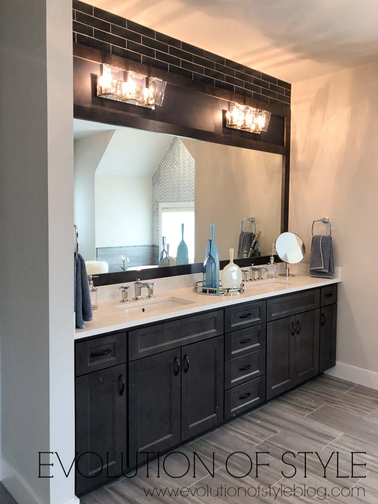 2019 Homearama Day One - Master Bathroom