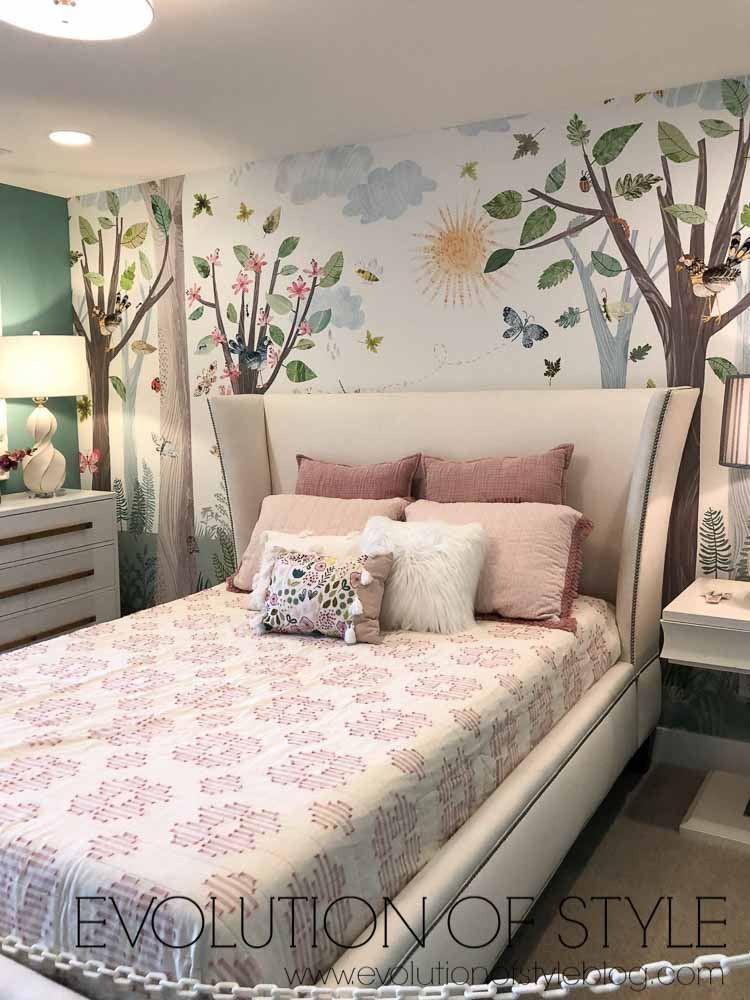2019 Homearama - The Breckenridge - Girl's Room