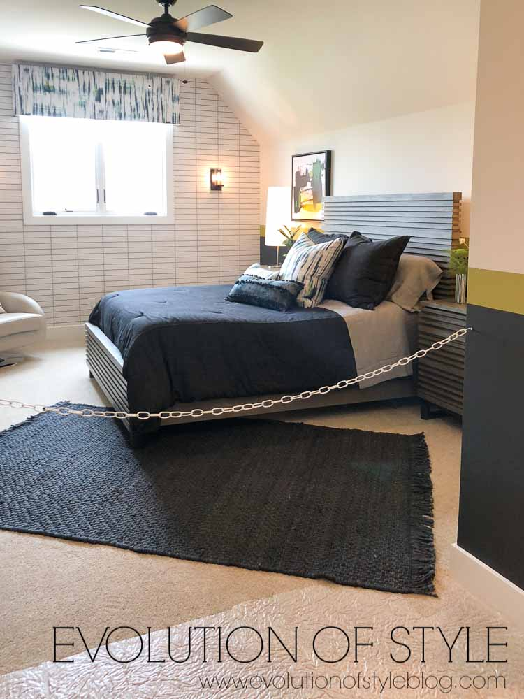 2019 Homearama - The Breckenridge - Bedroom