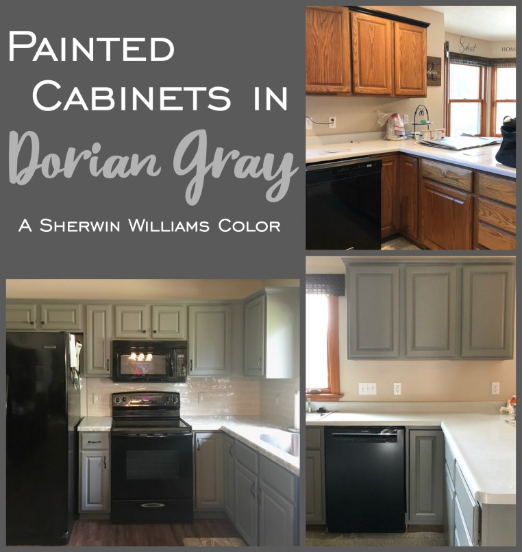 Sherwin Williams Dorian Gray