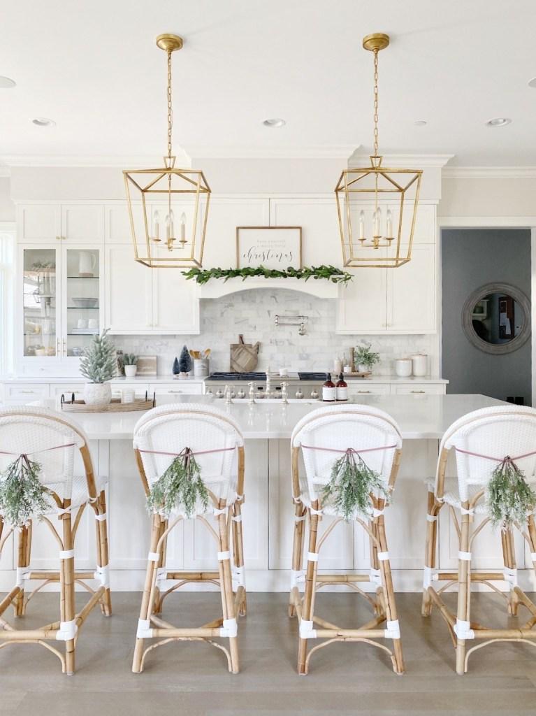Life on Cedar Lane - Holiday Kitchen