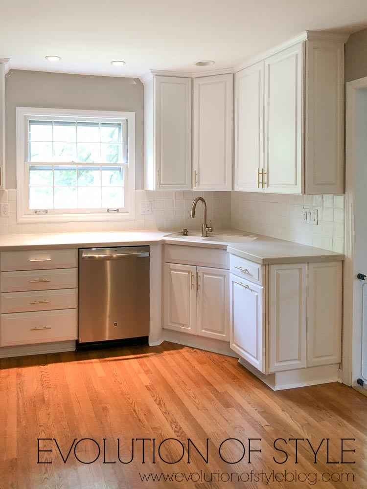 Favorite White Paint Colors for Cabinets