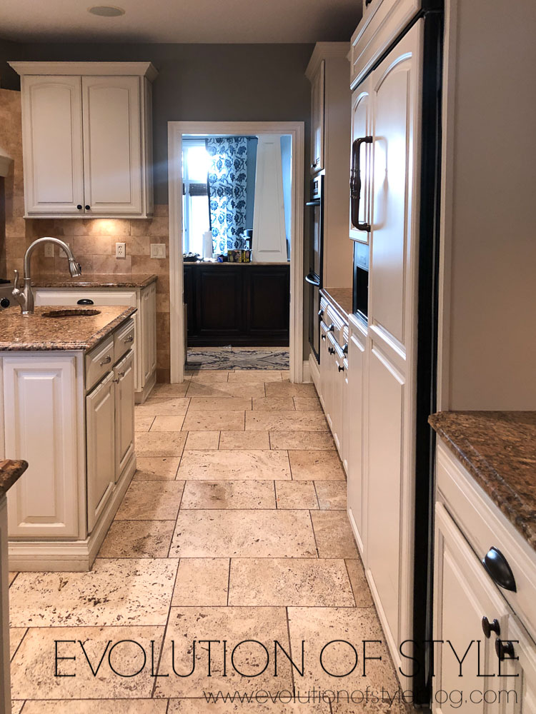 Kitchen Remodel Demo
