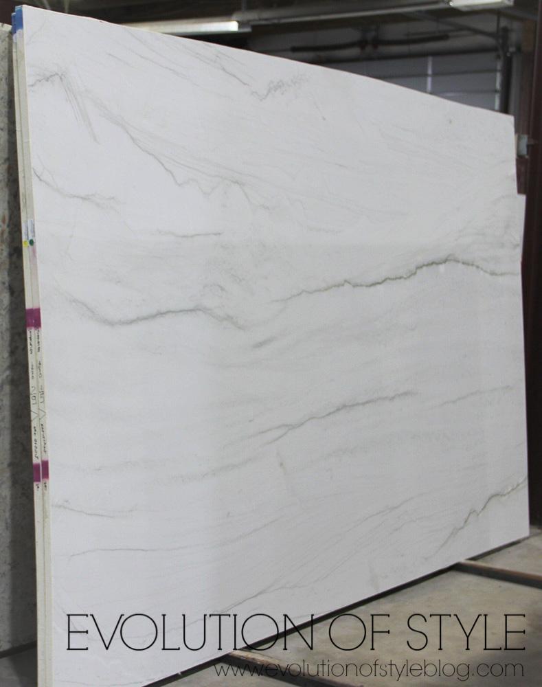 Blanco Supiriore Quartzite Countertops