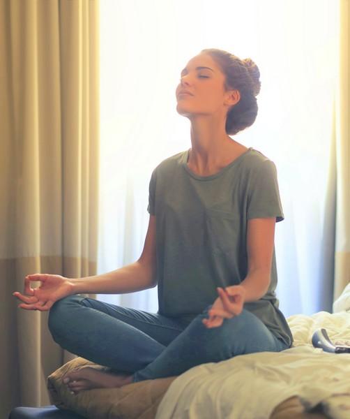 méditation en intérieur