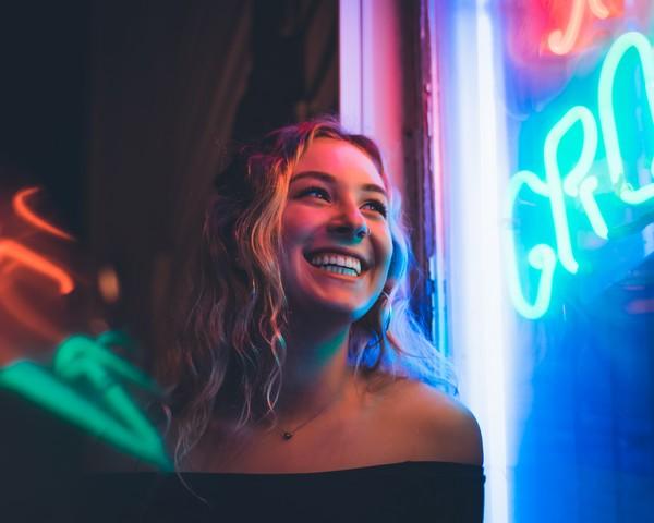 être heureux grâce à la loi de l'attraction