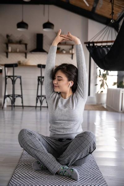 méditer pour se sentir bien