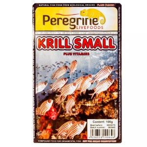 Peregrine Blister Pack SMALL Krill 100g
