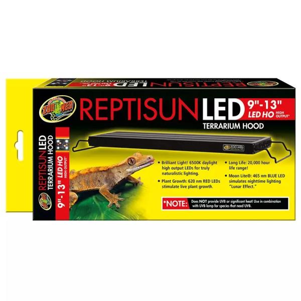ZooMed ReptiSun LED Hood