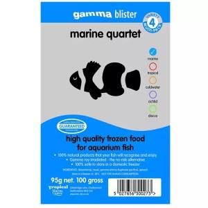 Gamma Blister Marine Quartet 95g