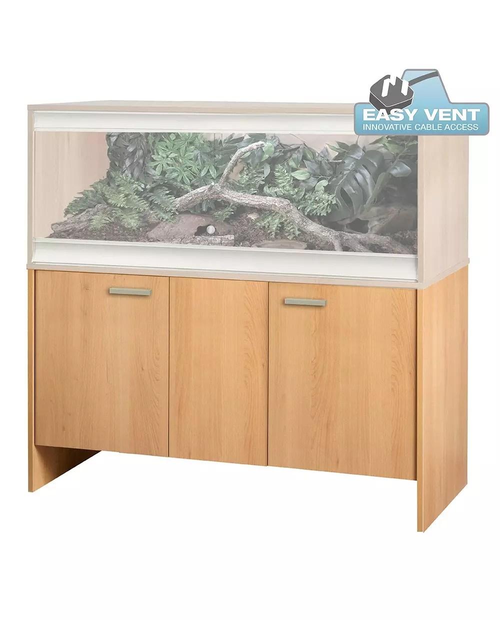 Vivexotic Viva Large Deep Vivarium And Cabinet