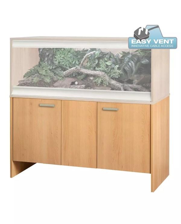 VivExotic Cabinet Large-Deep Oak