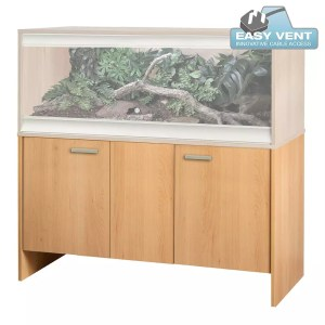 VivExotic Cabinet Large-Deep Oak