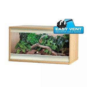 VivExotic Viva+ Terrestrial Vivarium - Medium