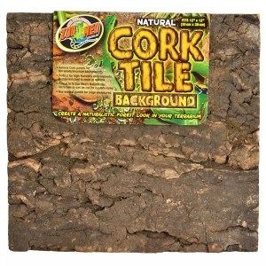 ZooMed Cork Tile Background 30x30cm