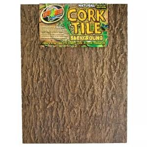 ZooMed Cork Tile Background 45x61cm