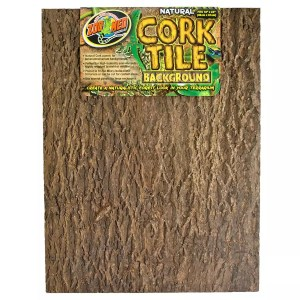 ZooMed Cork Tile Background 45x61cm