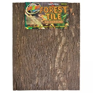 ZooMed Forest Tile Background 45x61cm, NWB-4