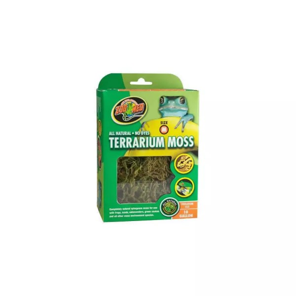 ZooMed Terrarium Moss, Medium 2.46L, CF-2M