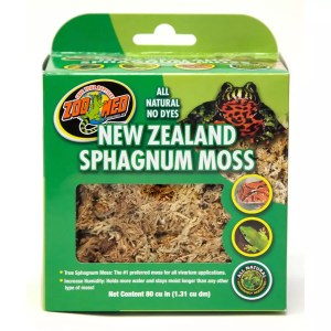 ZooMed New Zealand Sphagnum Moss 1.3L