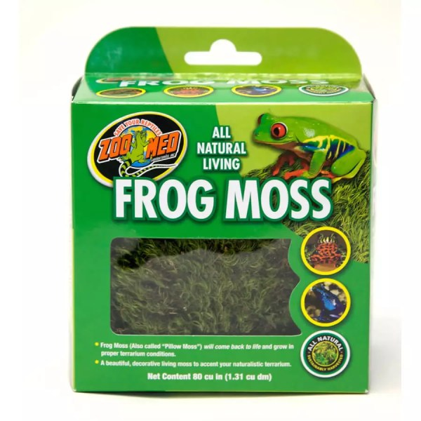 ZooMed All Natural Frog Moss 1.3L