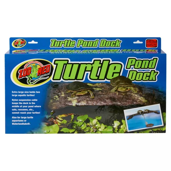 ZooMed Turtle Pond Dock, X-Large, TD-40E