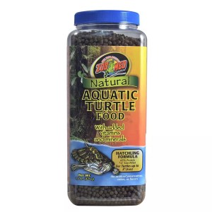 ZooMed Aquatic Turtle Food Hatchling 425g